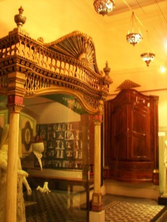 Ajuar Museo Judío de Estambul
