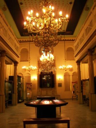 Interior Museo Judío Estambul