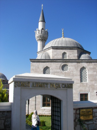 Mezquita de Semsi Pasa Estambul