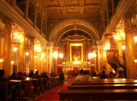 basílica del Santo Espíritu en Estambul
