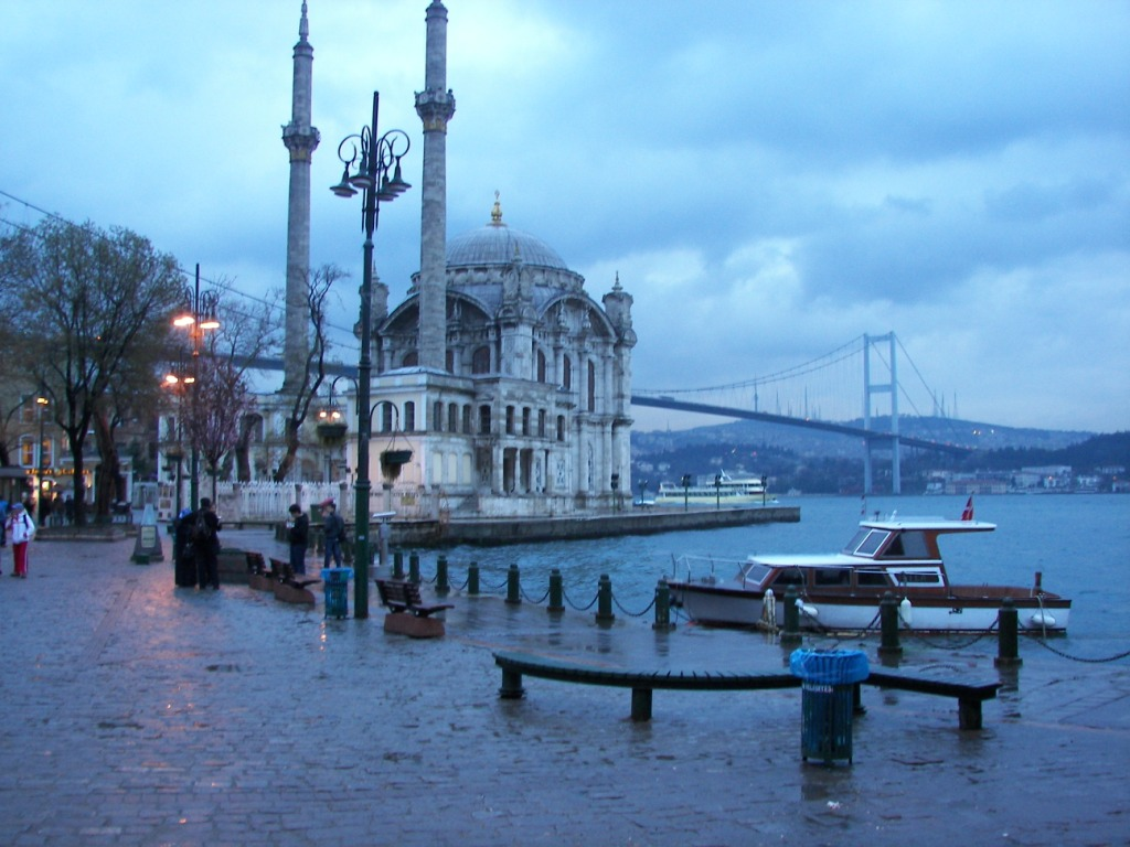 Baño Turco Traduccion:Ortaköy, la mezquita más bella del mundo