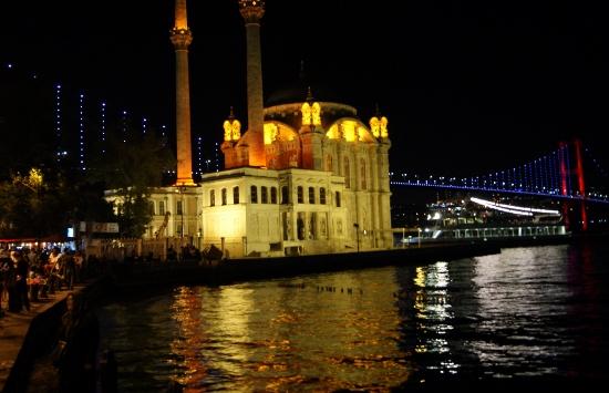 Ortakoy Estambul
