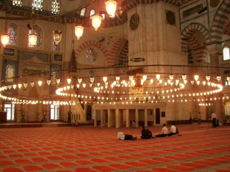 Mezquita de Suleimán