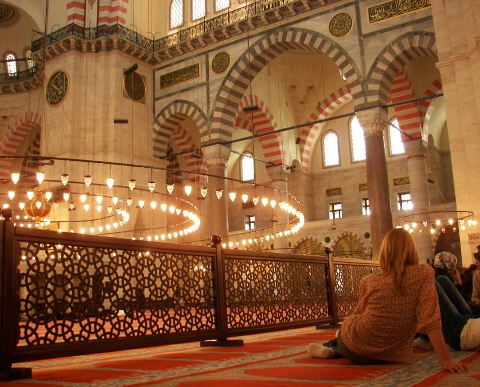 Mezquita de s leymaniye la joya de la arquitectura - La casa de la mezquita ...