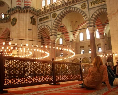 Süleymaniye Estambul