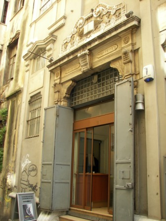 Sinagoga Tofre Begadim Estambul