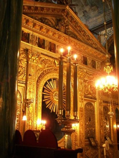 Iglesia Virgen Maria Estambul