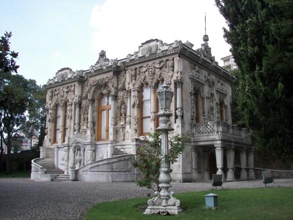 Palacio Ihlamur Turquía