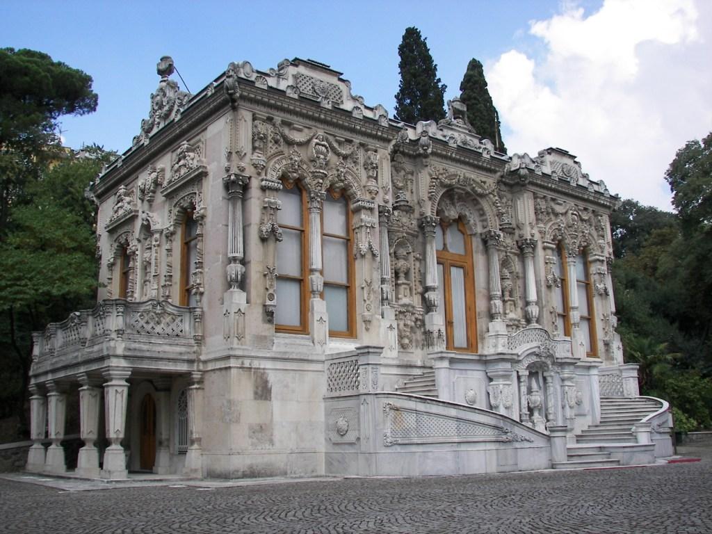 Palacio Ihlamur Estambul