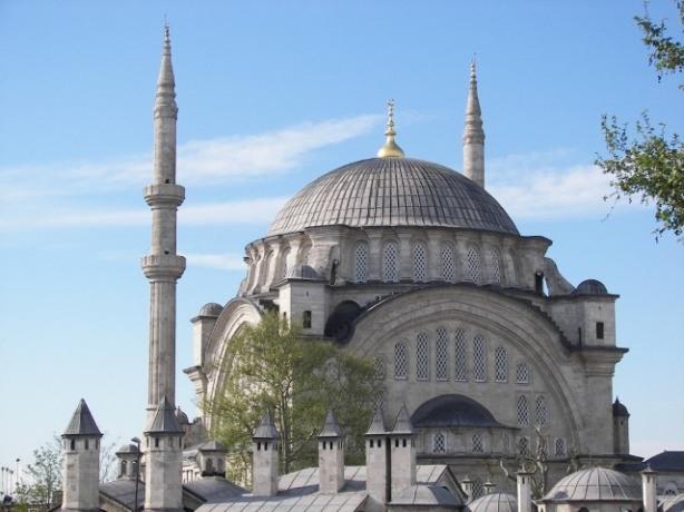 Mezquita de Nuruosmaniye