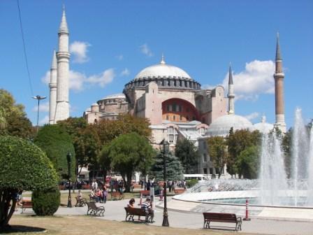 Santa Sofia Constantinopla