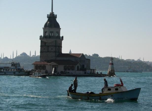 torre de leandro Estambul