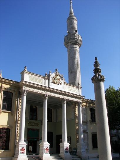 mezquita Tesvikiye Estambul