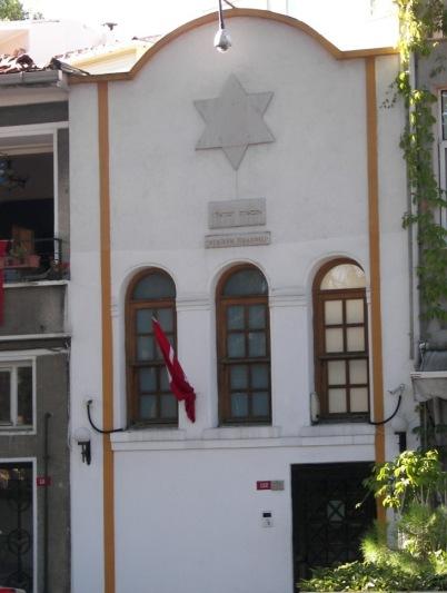 Sinagoga Yeniköy Estambul