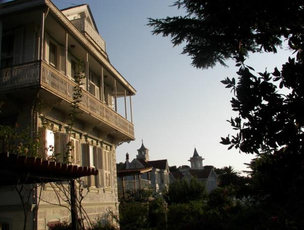 Casas de Büyükada