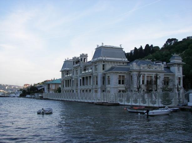 Consulado de Egipto Estambul