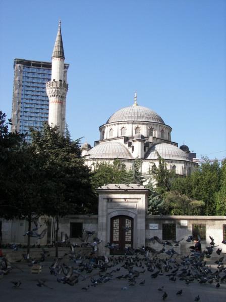Mezquita Şişli