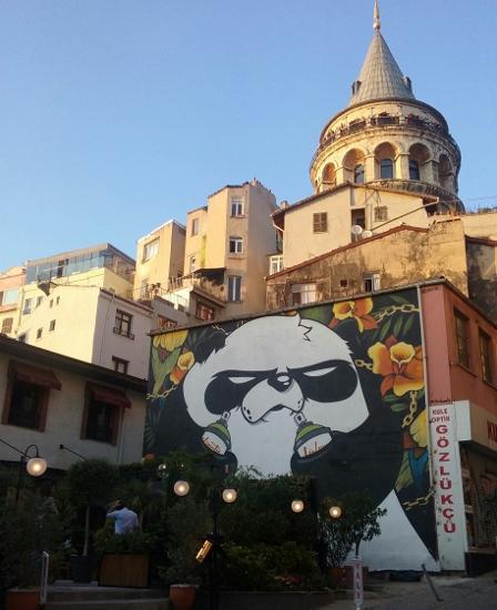 Torre Galata Panda
