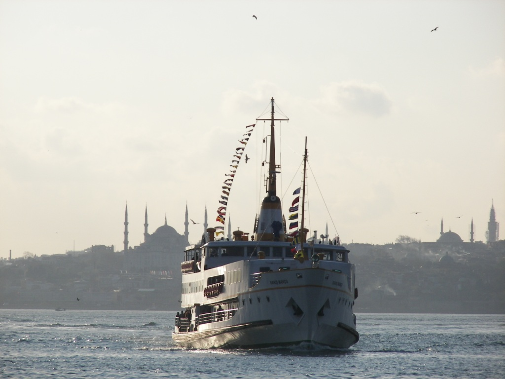 Ferries Estambul
