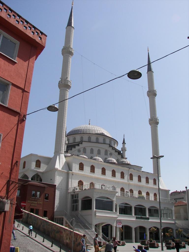 Mezquita Yenisehir beyoglu