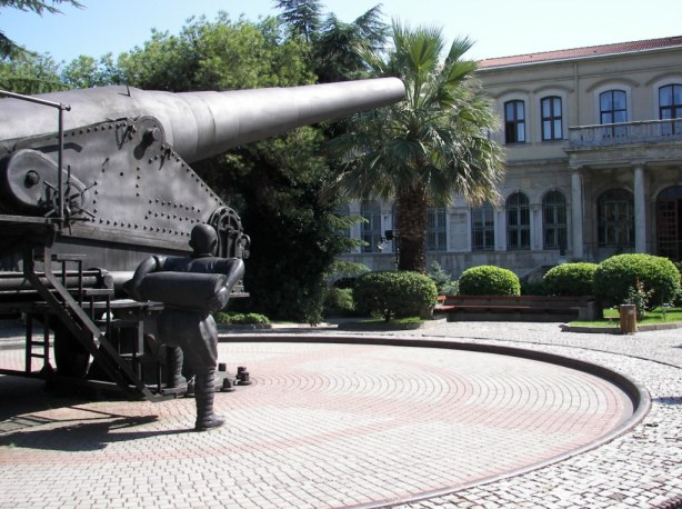Museo militar Estambul
