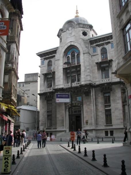 Oficina de Correos Eminönü