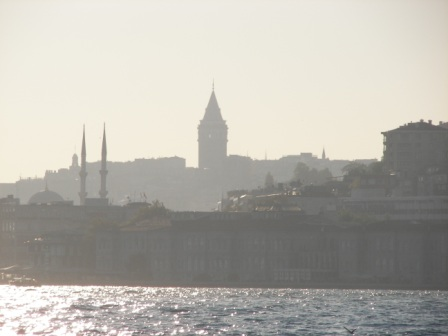 Torre de Gálata Bosforo