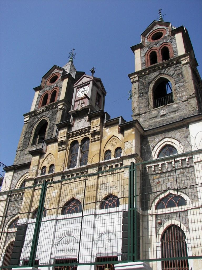 Iglesias ortodoxas Estambul