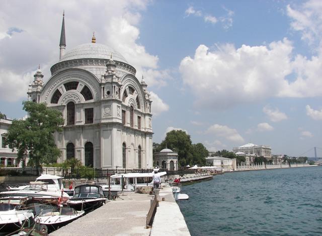 Mezquita de Dolmabahçe