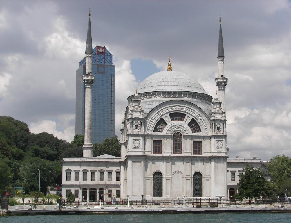 Mezquita Dolmabahçe Estambul
