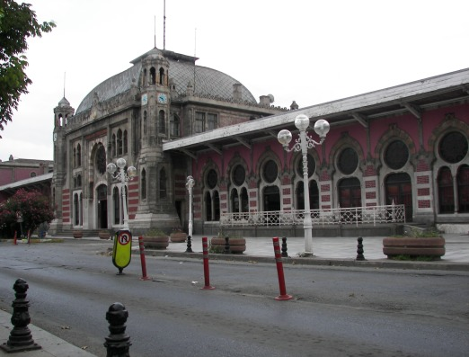 Estación Orient Express