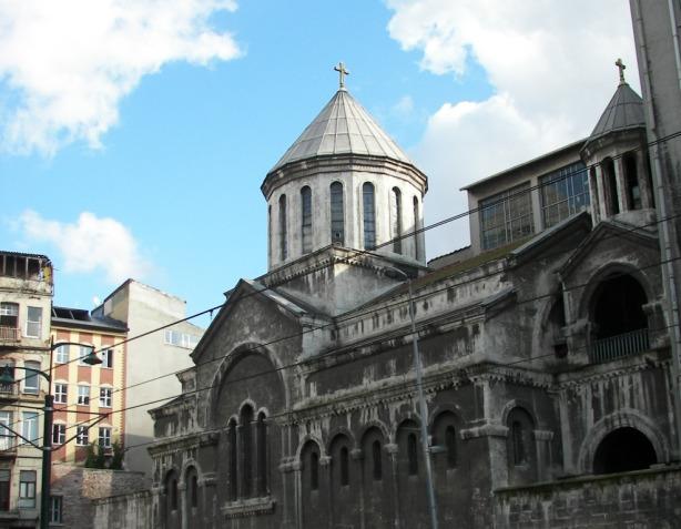 San Gregorio el iluminador Estambul