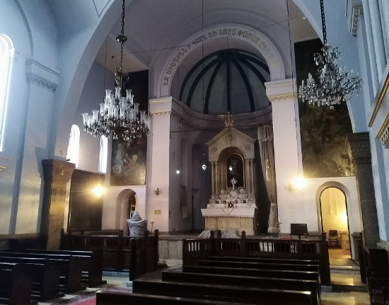 Iglesia Karaköy