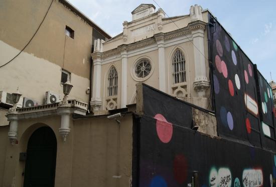 Sinagoga italiana Estambul