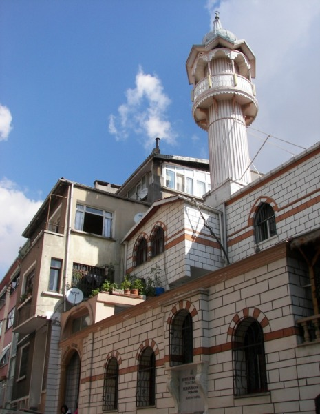 Mezquita de Tuzbaba Estambul