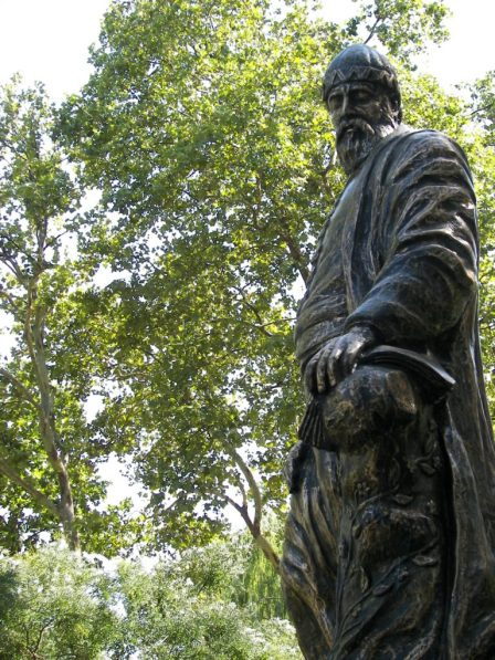 Estatua de Fuzuli