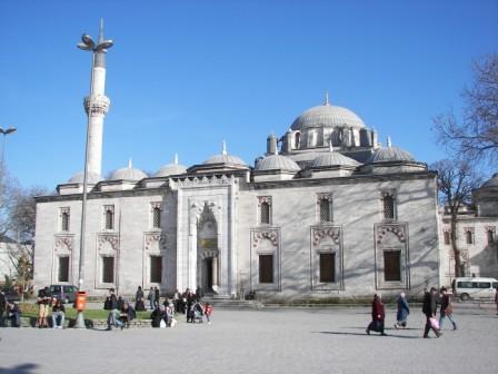 Mezquita Beyazit