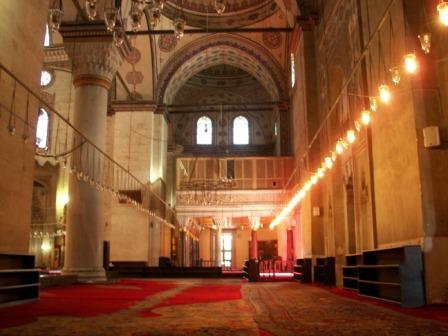 Mezquita Beyazid