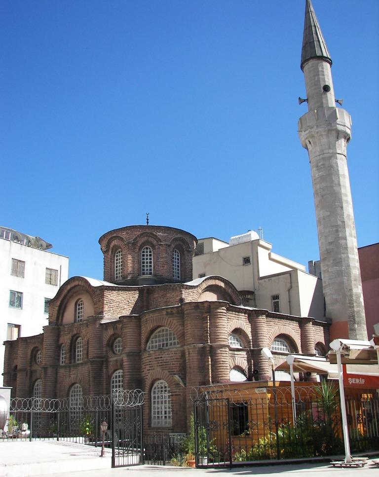 Mezquita de Bodrum Estambul