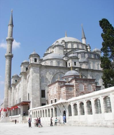 Mezquita de Fatih Estambul