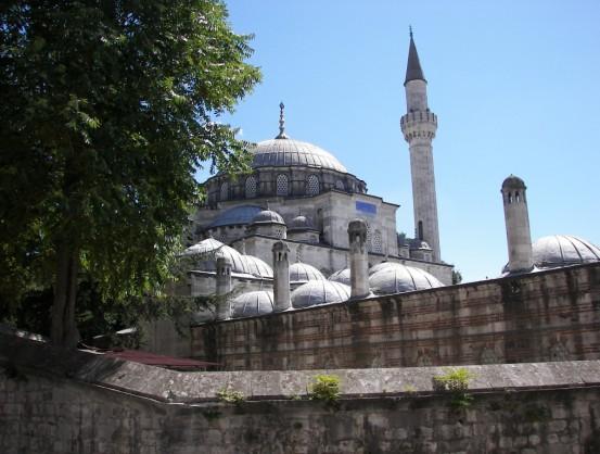Mezquita de Sokollu Mehmet Pasha