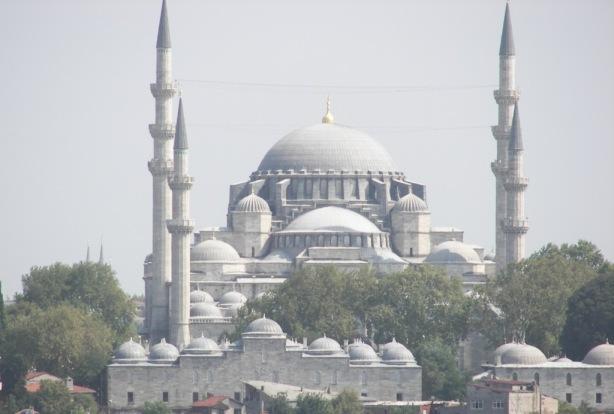 Mezquita de Suleiman Estambul