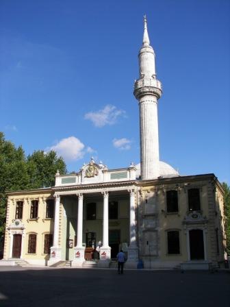mezquita de Tesvikiye