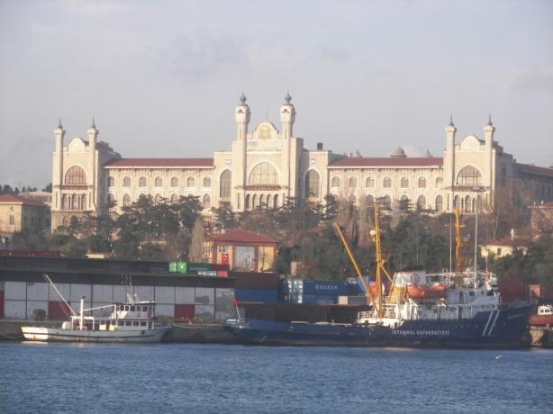 Universidad de Marmara Estambul