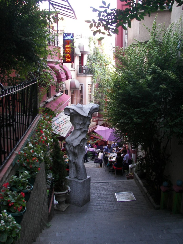 Calle Francesa Estambul
