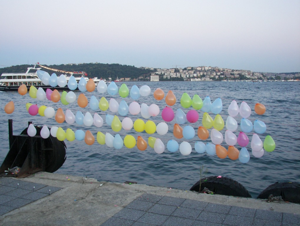 Globos Estambul