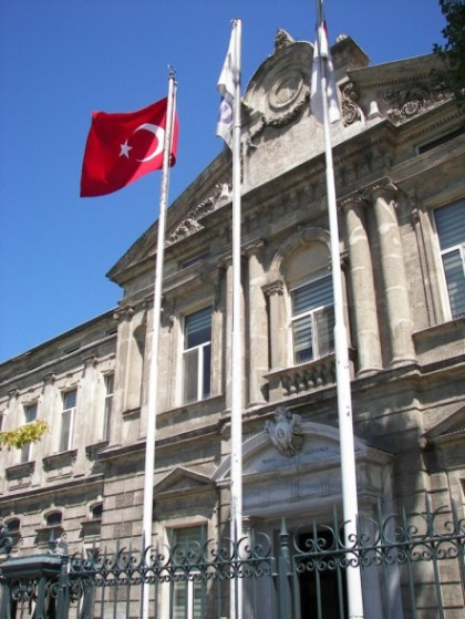 Hospital judio Estambul