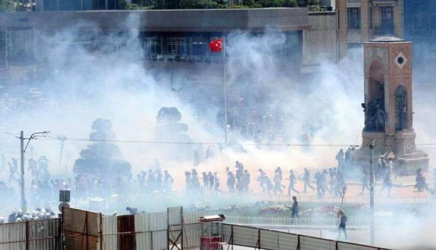 Disturbios en Takism