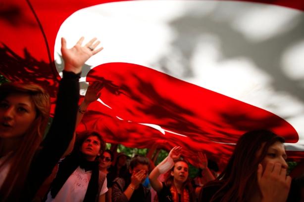 Bandera turca