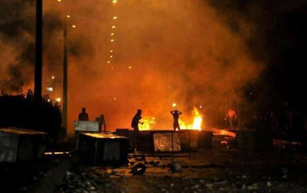 Disturbios Turquía